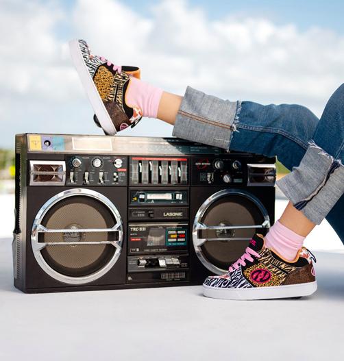 Heelys-Stereo